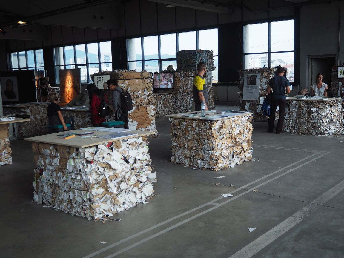 Recyclingtische