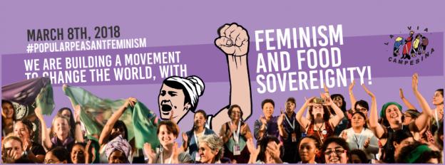 La Via Campesina zum Weltfrauentag 2018